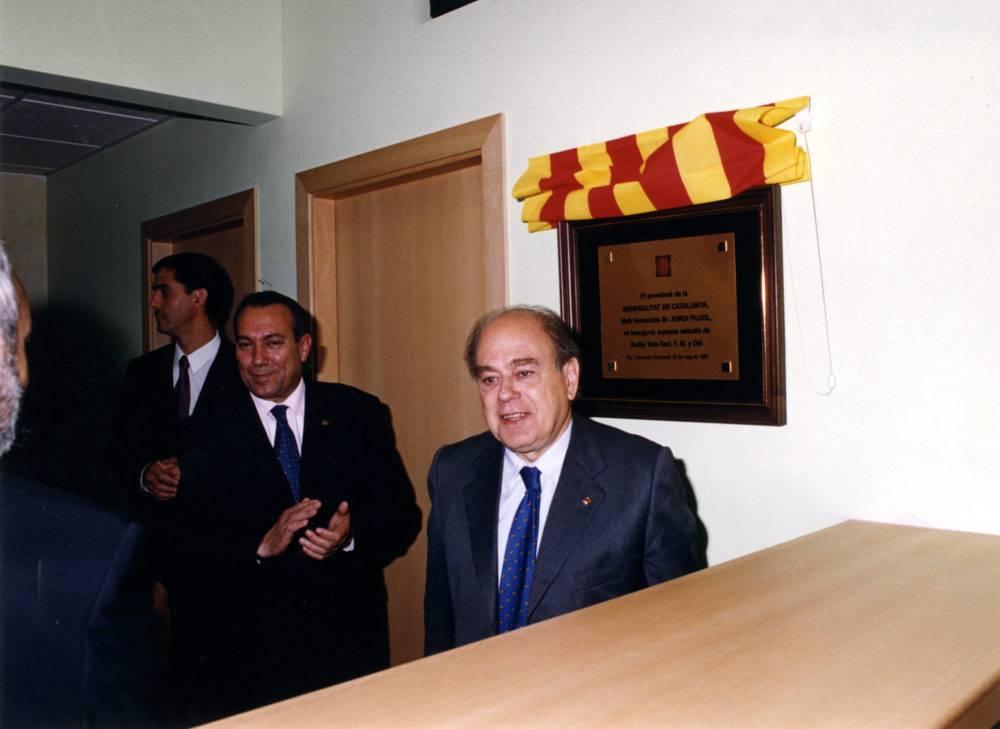 Jordi Pujol 1
