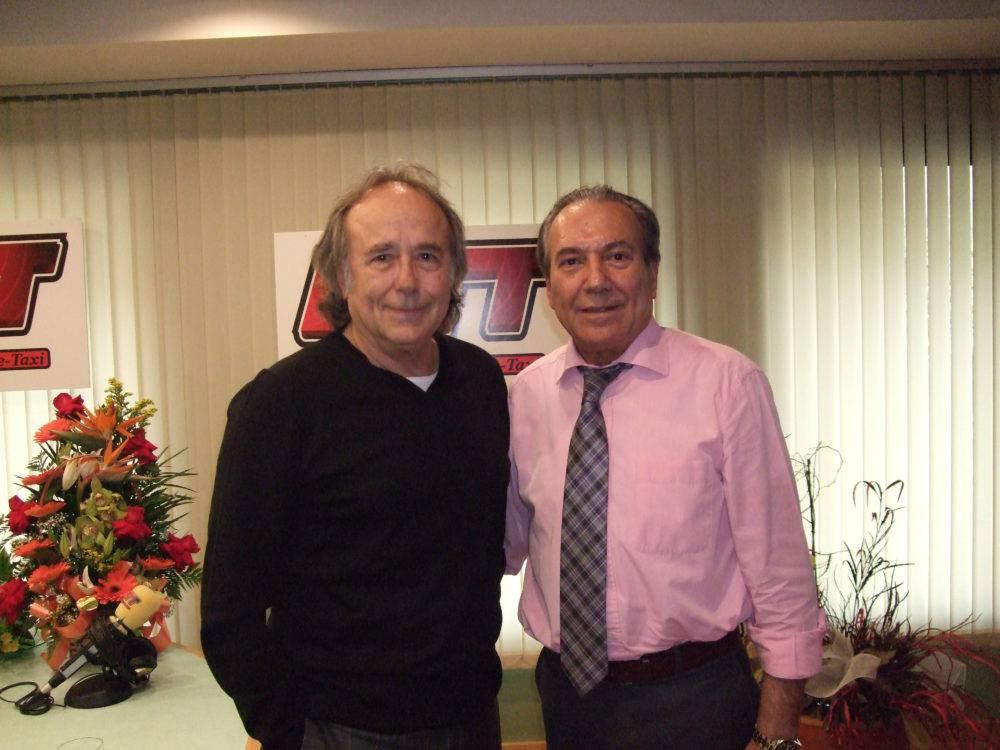 Justo Molinero & Joan Manuel Serrat