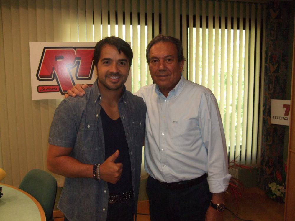 Justo Molinero & Luis Fonsi