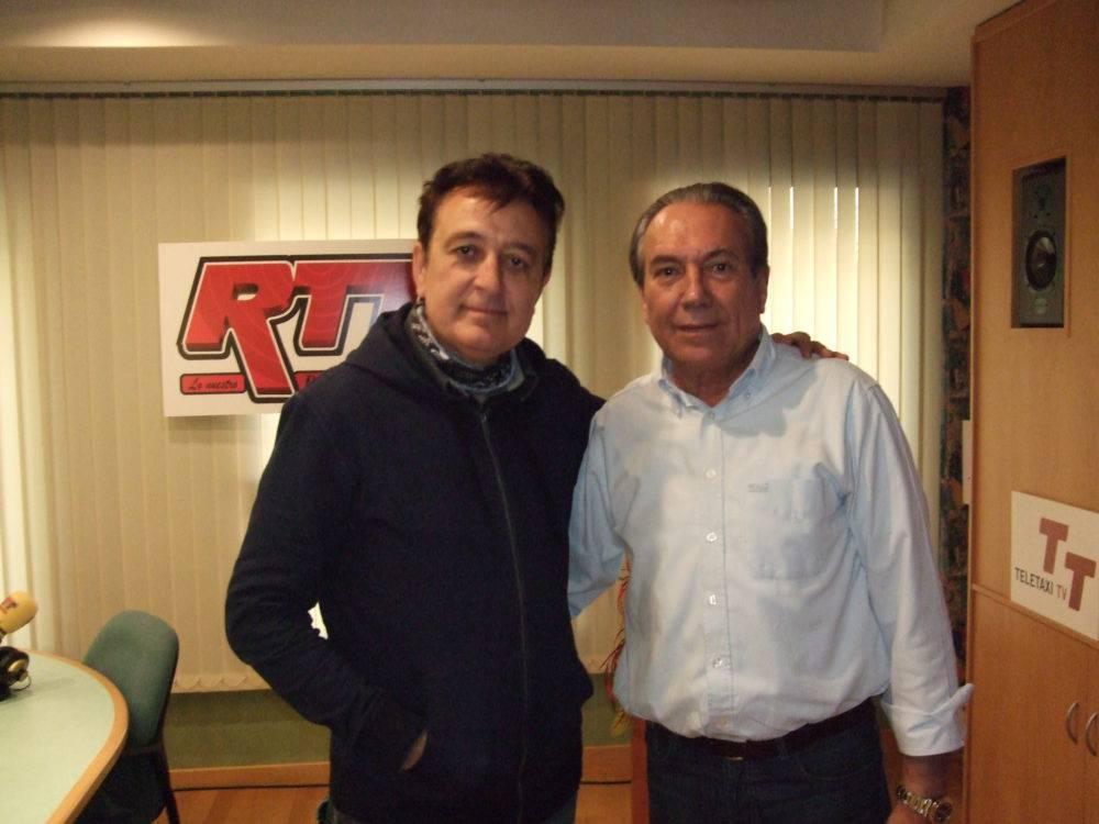 Justo Molinero & Manolo Garcia