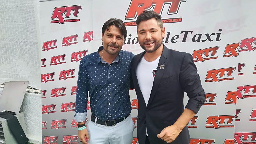 Richard Bertomeu y Miguel Poveda