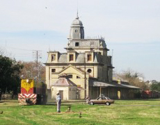El Ave para en Los Pedroches