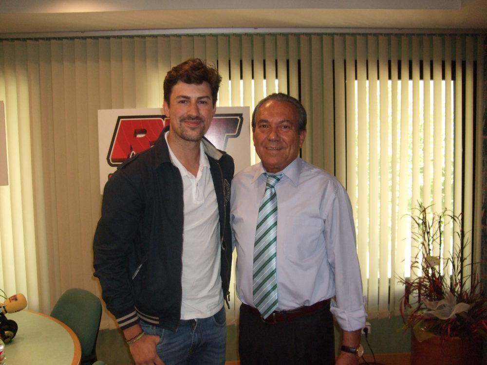Justo Molinero & Alvaro Vizcaino