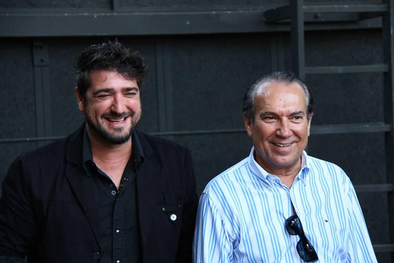 Justo Molinero & Antonio Orozco