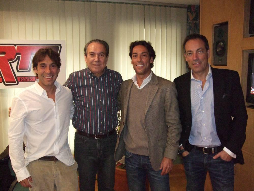 Justo Molinero & Cafe Quijano