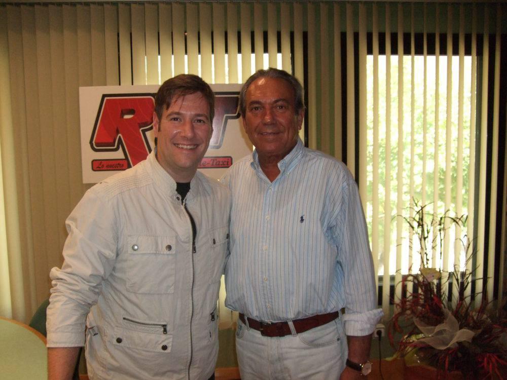 Justo Molinero & Carlos Latre