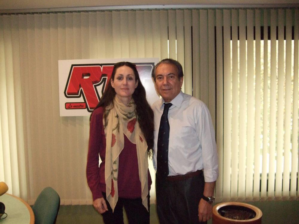 Justo Molinero & Clara Montes