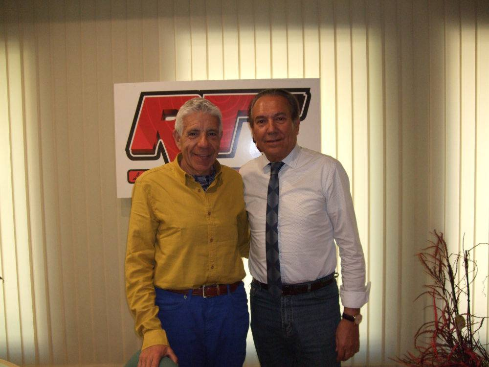 Justo Molinero & Eduard Estivill