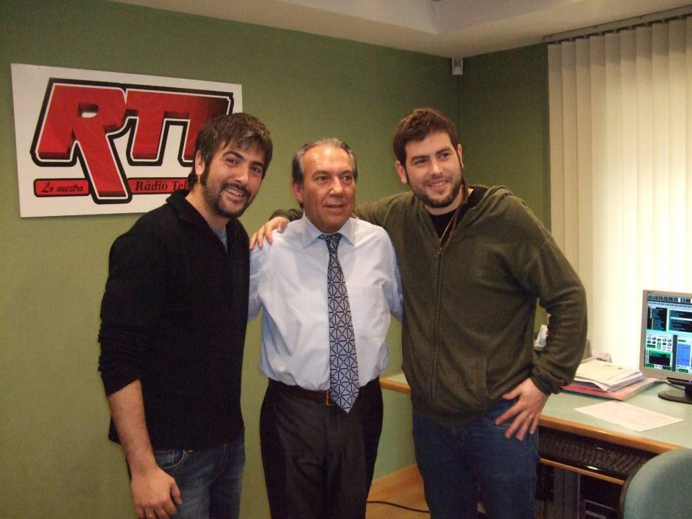 Justo Molinero & Estopa (2)