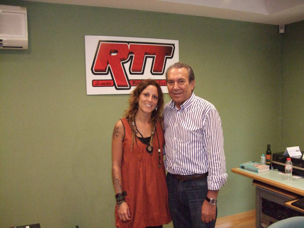 Justo Molinero & Mari de Chambao