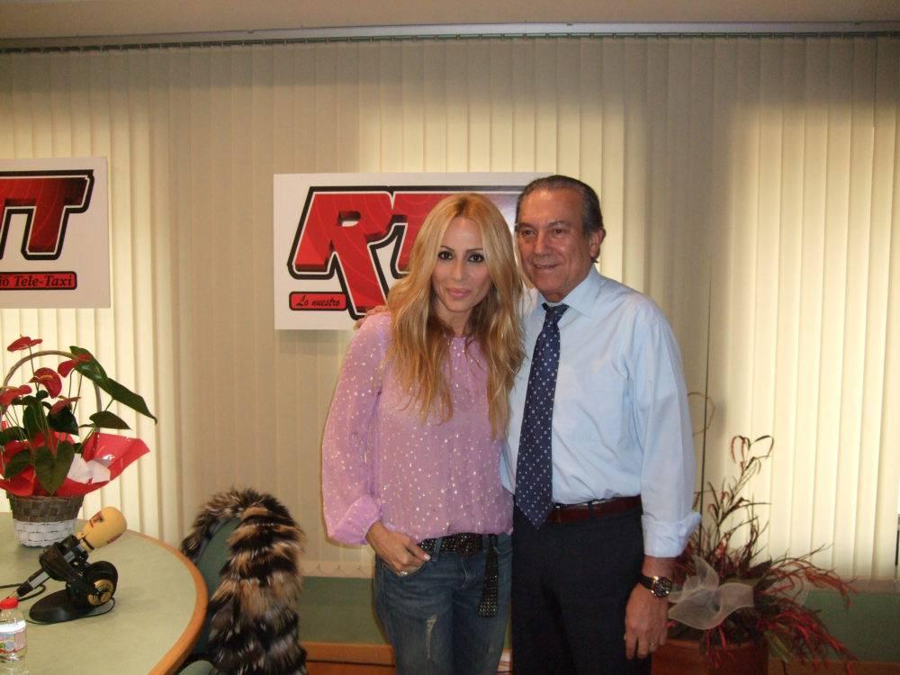 Justo Molinero & Marta Sanchez