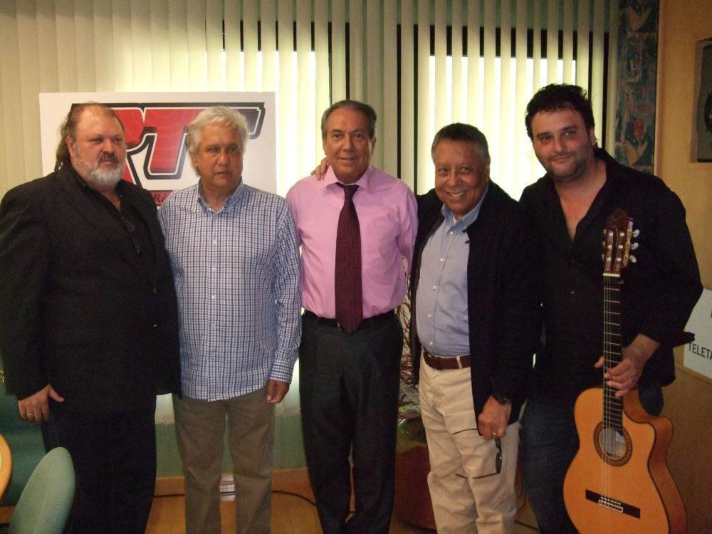 Justo Molinero & Parrita & Chiquetete & Moncho