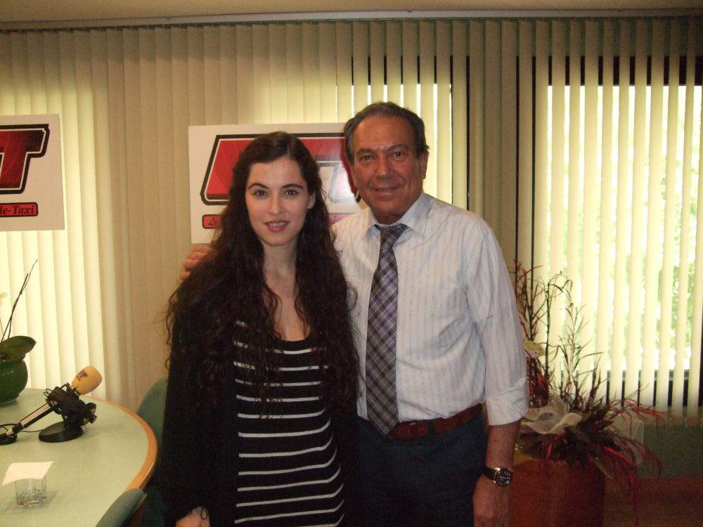 Justo Molinero & Silvia Perez Cruz
