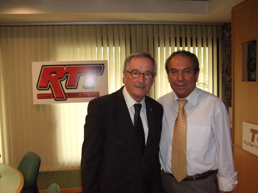 Justo Molinero & Xavier Trias