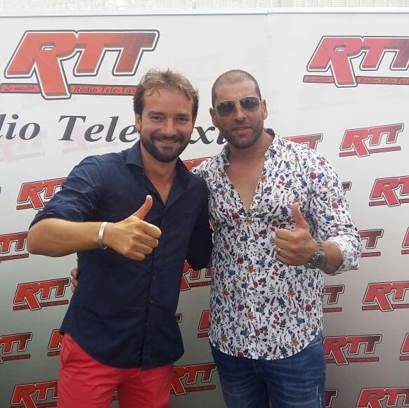 Alex Ortiz y Sergio el Duende