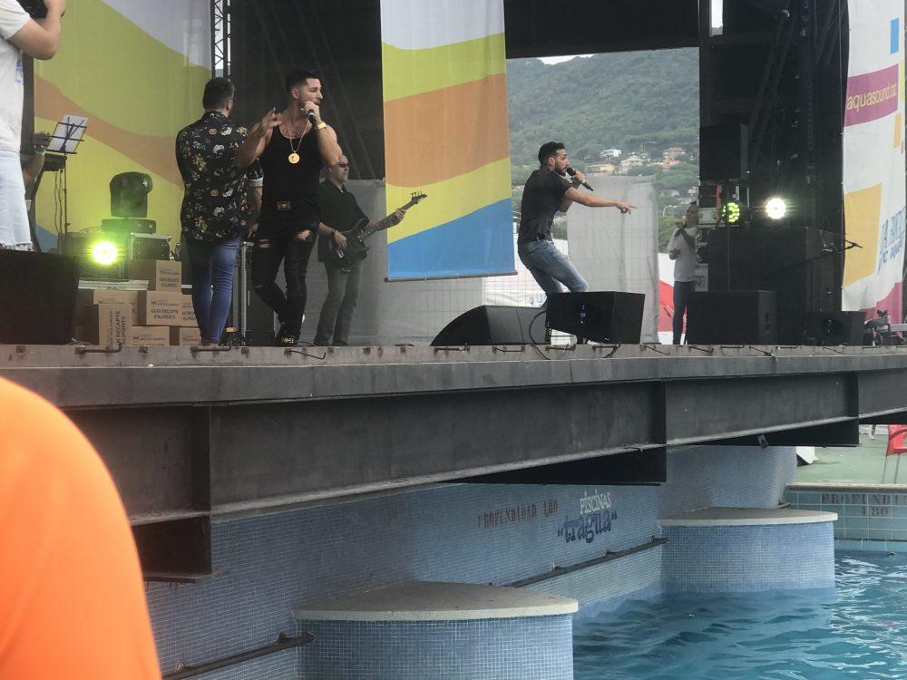 Nyno Vargas, Demarco y Maki