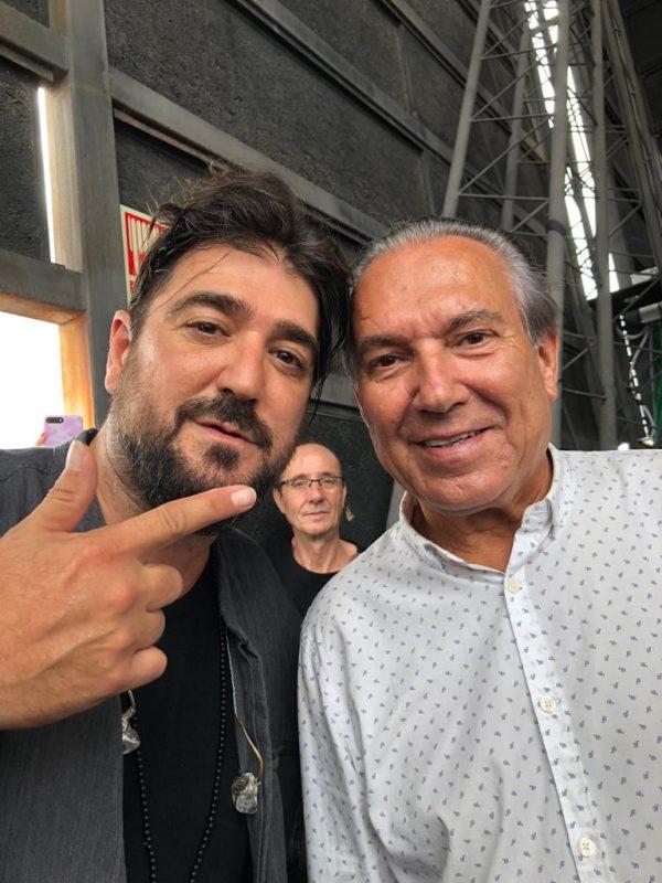 Justo y Antonio Orozco