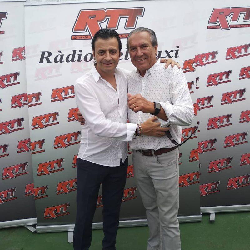 Justo y Manuel DeAngustias